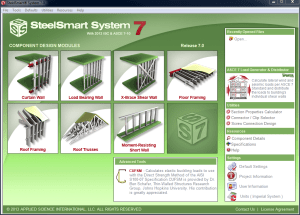 SteelSmart System Interface
