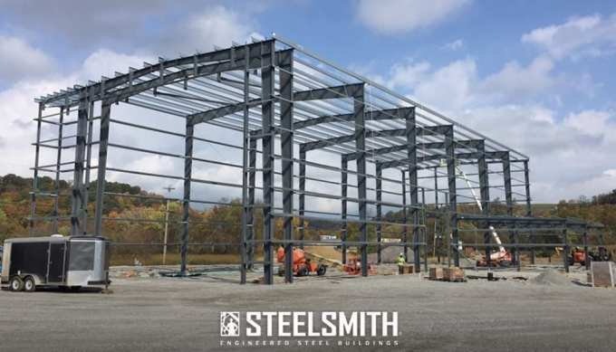 steel building - best time to build - steelsmith inc
