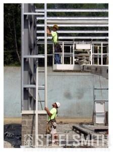 metal building erectors steelsmith