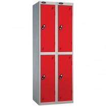 Probe Two Door Nest Lockers