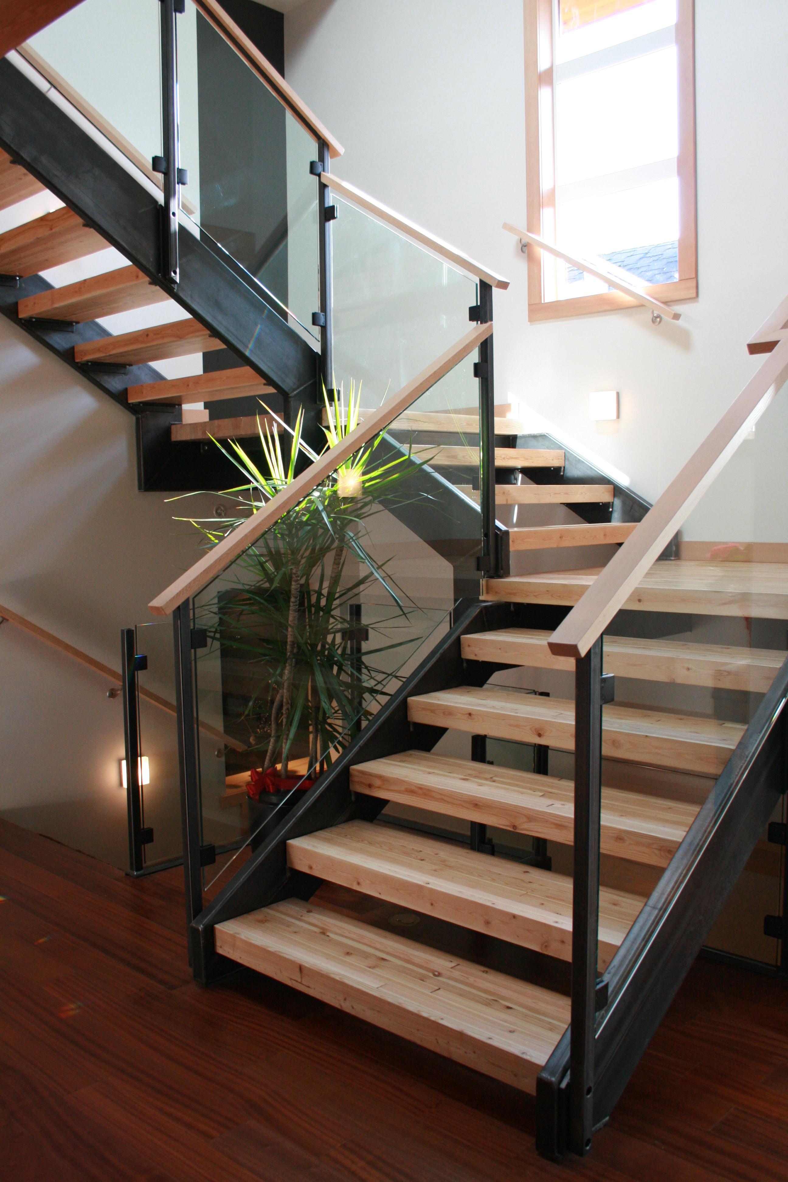 S T I Steeltec Industries Ltd Steel Stair Stringers