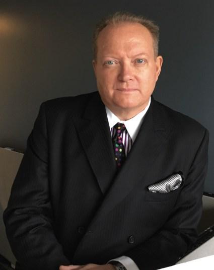 Michael Bartley Portrait
