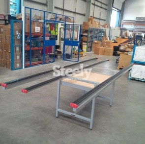 Window Fabrication Tables Steely Products