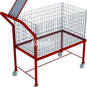 Bulk Pick Trolley