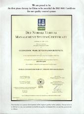 Certificatie ISO