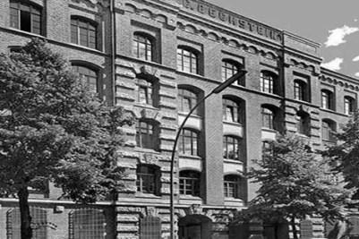 Oude Bechstein fabriek