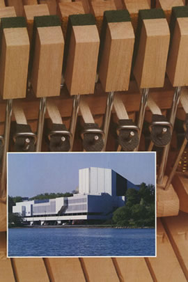 Fazer Piano fabriek