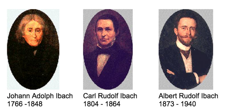 Ibach Piano en Vleugel familie