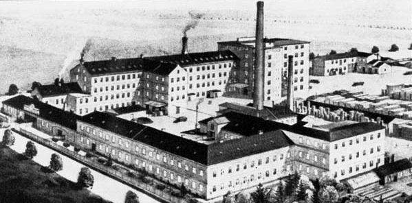 Petrof Fabriek