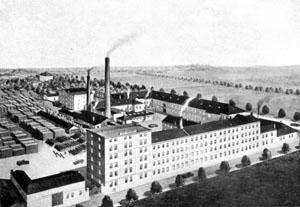 Oude Rösler fabriek