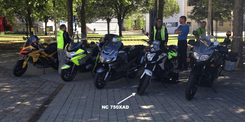 Honda NC - det er da en.......