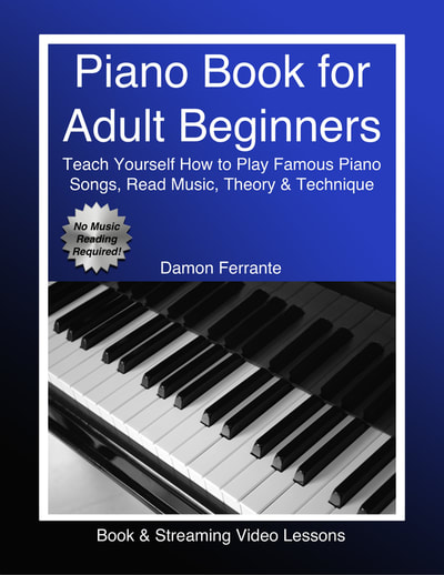 Beginner Piano Book - Steeplechase Music Books