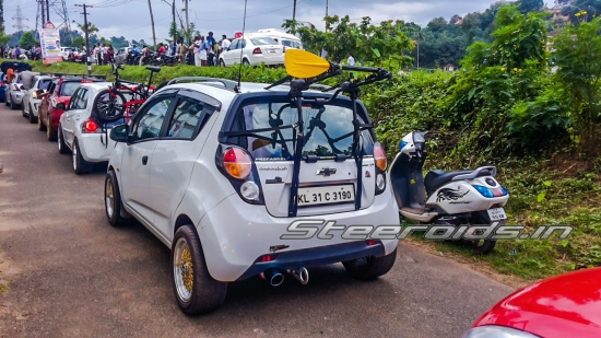 Modified cars in india