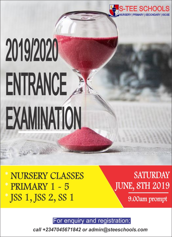 entrance examination