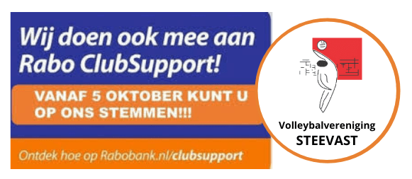 Steevast Rabo ClubSupport