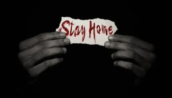 Stay At Home Covid Pandemic Virus  - Gappu17 / Pixabay
