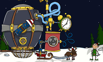 characterdesign-illustration-wichtel-spiel-advent