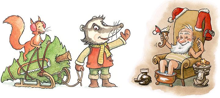 bilderbuch-illustration-vignetten-weihnachten