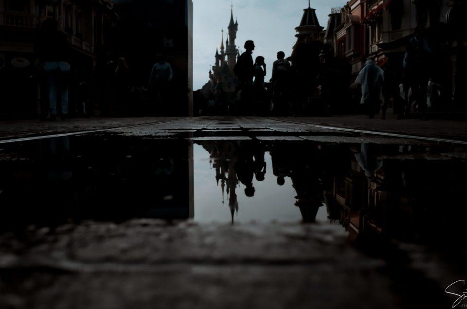 Street photography - Disneyland Paris