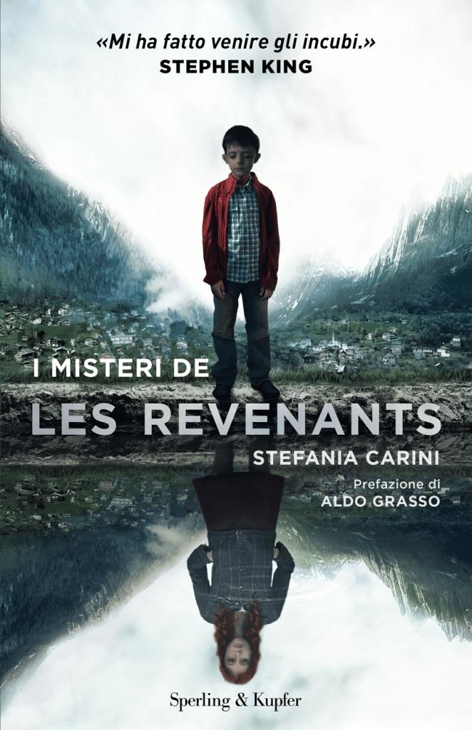 Copertina de I misteri de Les Revenants