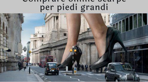 オンラインで大きな足の靴を購入するための9つのヒント(+1)