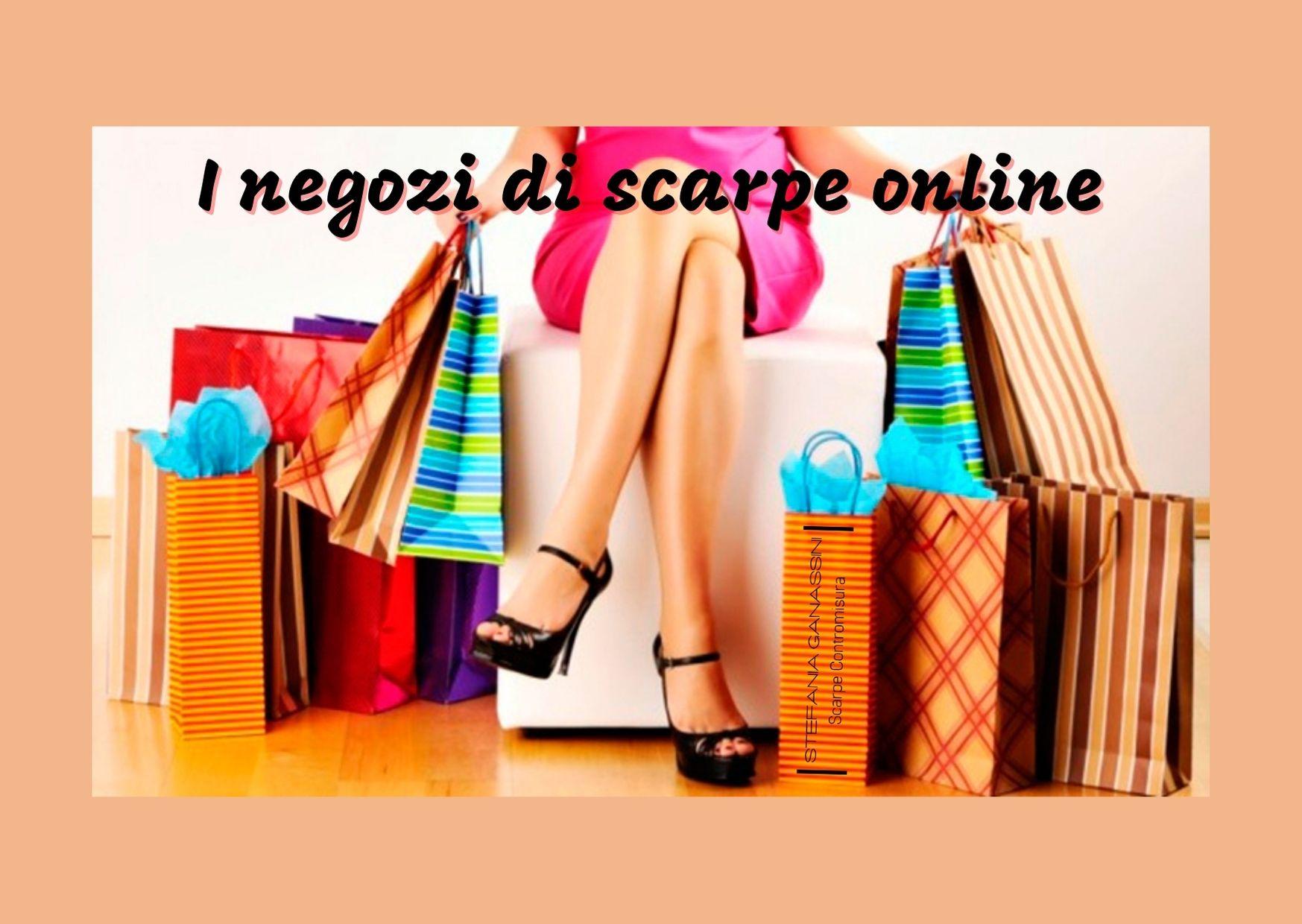 I negozi di scarpe online