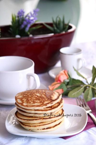 Pancake allo yogurt 01