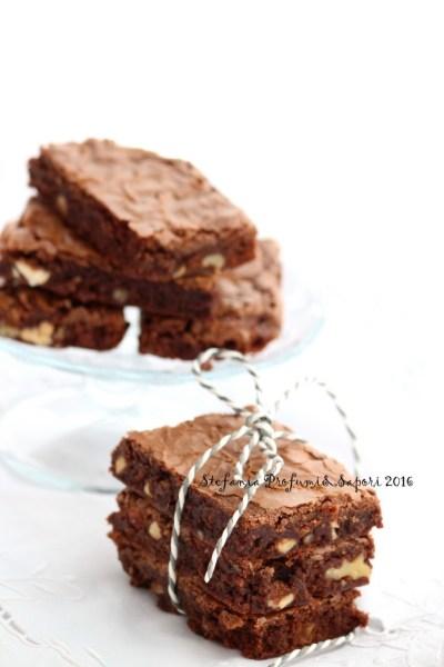 Brownies alle noci 01