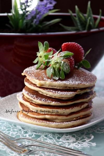 Pancake integrali senza lattosio 01