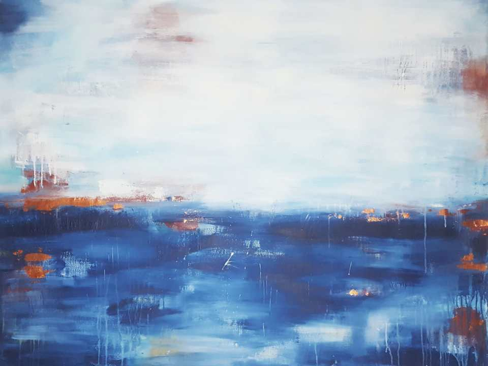 Abstrakte Kunst XXL