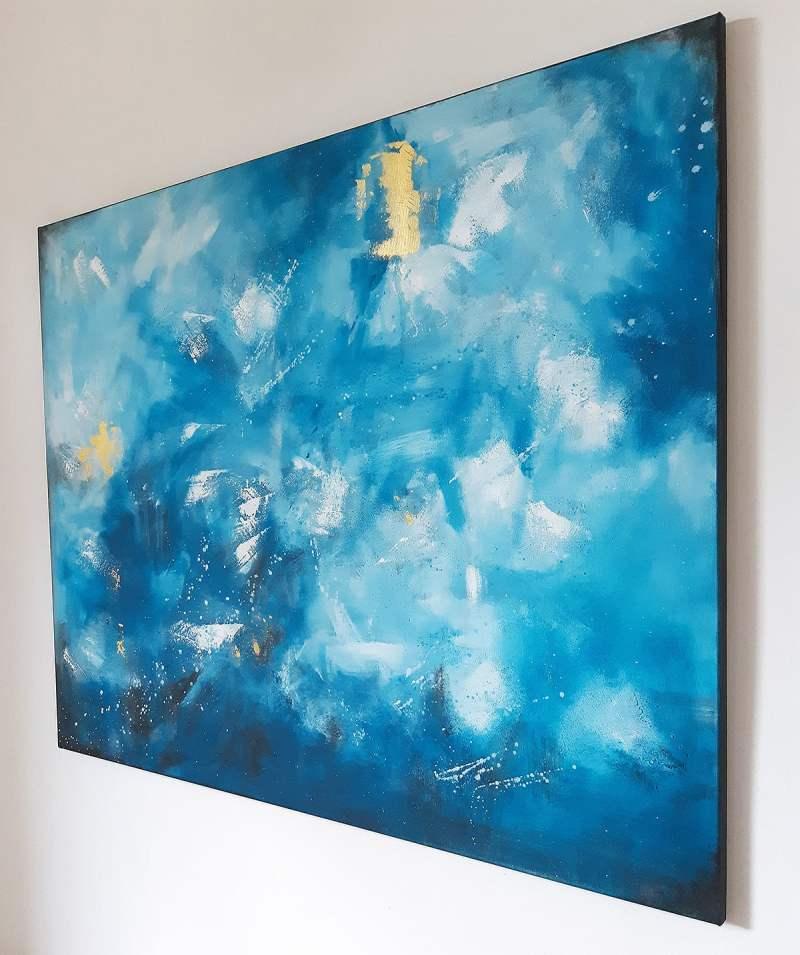 Gemälde modern abstrakt