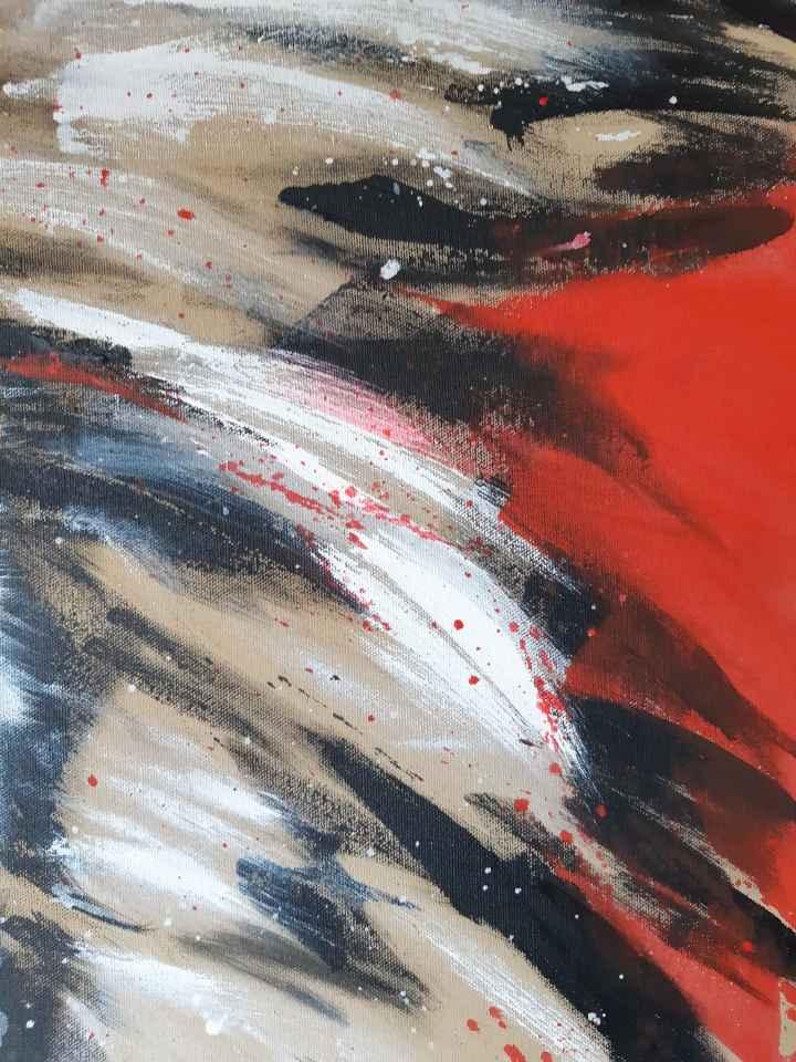 Detail Löwe