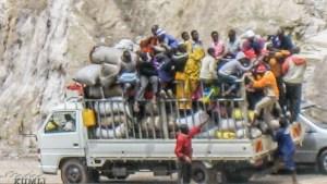 """Afrikanischer """"40 Tönner"""""""