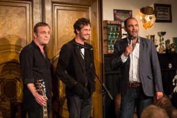 Vereinsheim 41 Ausstrahlung am 31.10.2014 um 23.15 Uhr im BFS Martin Schmid, Stefan Leonhardsberger, Hannes Ringlstetter