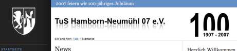 TuS Hamborn-Neumühl 07 e.V.