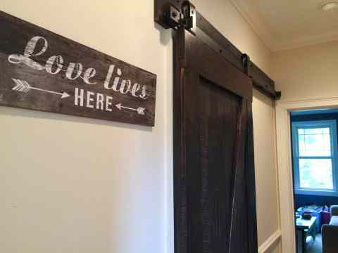 Farmhouse Style Laundry Room/Mud Room Rennovation in Blacksburg, VA by Stefan Morikawa, LLC