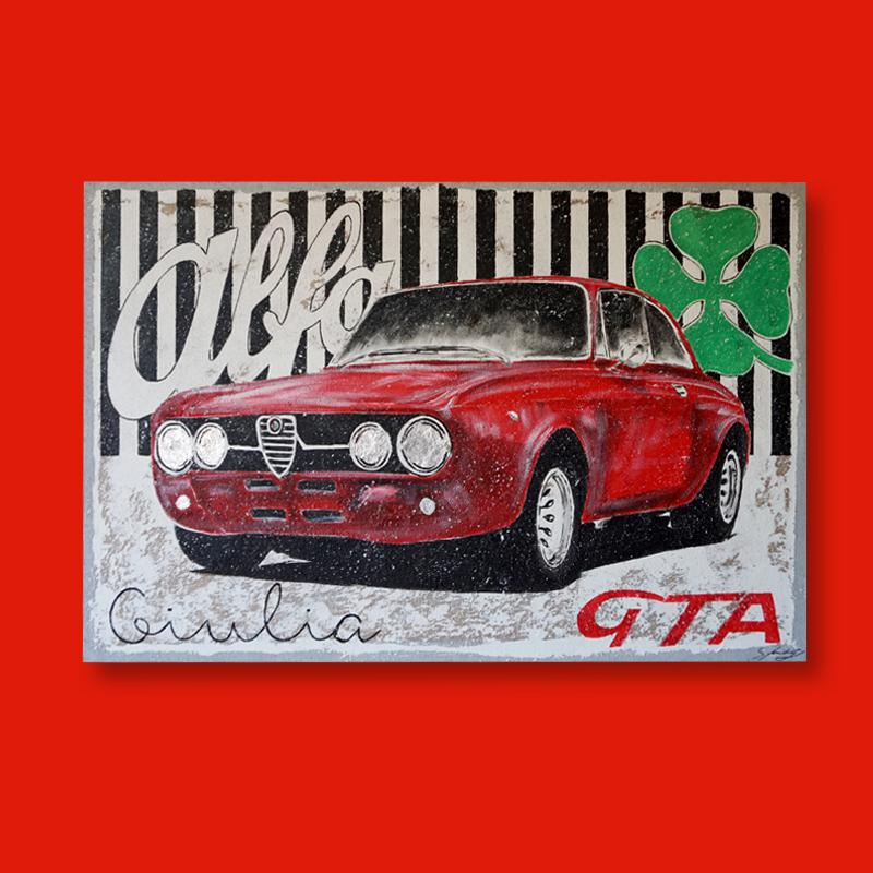 Giulia GTA 100x150