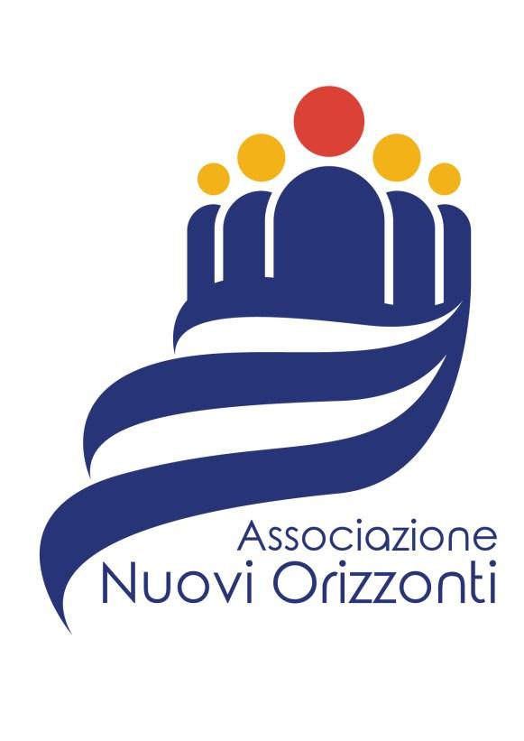 """Logo designed for """"Associazione Nuovi Orizzonti"""" non-profit association"""