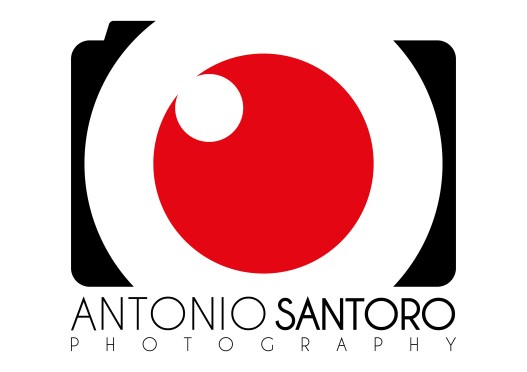 "Logo design for ""Antonio Santoro"" Photographer"