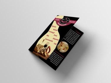 "Flyer for ""Sapori D'arte"