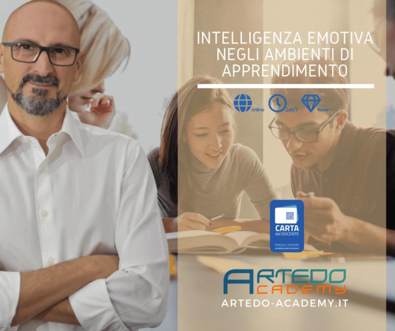 Intelligenza Emotiva negli ambienti di apprendimento