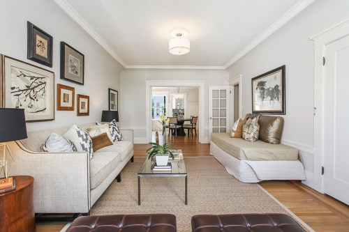 Spacious Pacific Heights Condo