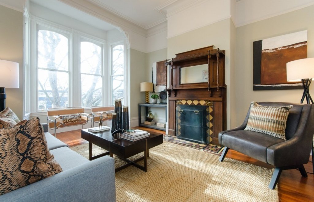 Quintessential Renovated Hayes Valley Victorian