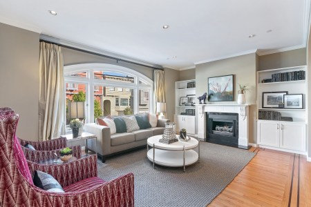 Gorgeous 2-level Lake Street Condo