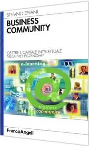 Libro Business Community di Stefano Epifani