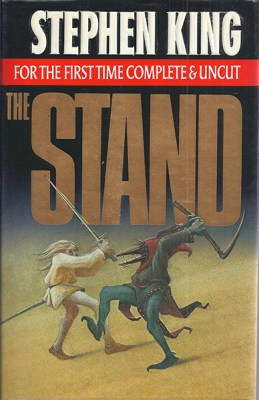 "Copertina di ""The Stand"" di Stephen King"
