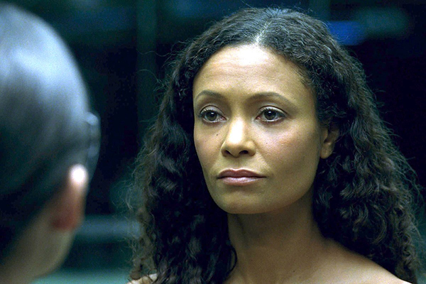 "Maeve in ""Westworld"""