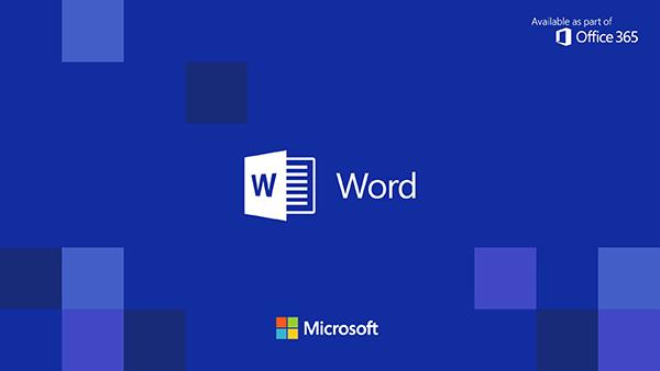 Logo di Microsoft Word