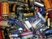 particolare batterie