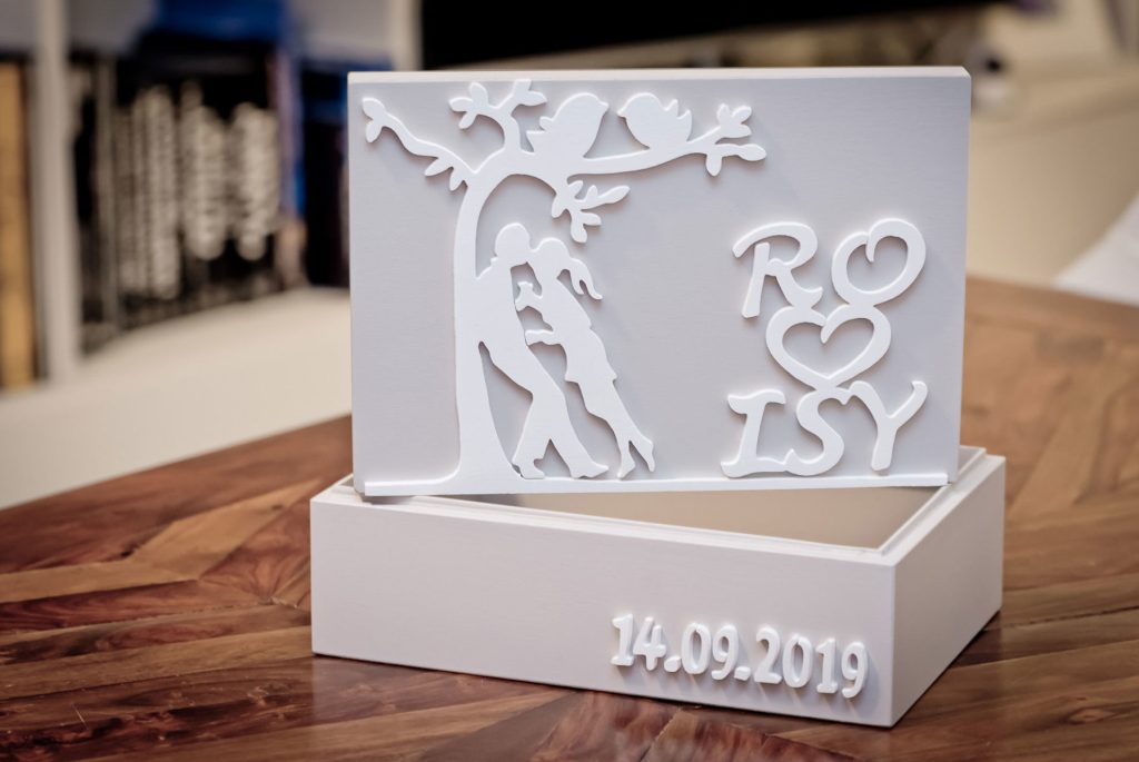Box personalizzato Foto Album di Matrimonio | Stefano Paladini Fotografo